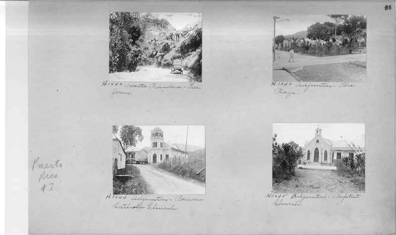 Mission Photograph Album - Puerto Rico #3 page 0083