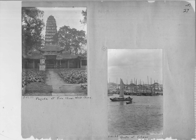 Mission Photograph Album - China #7 page 0027