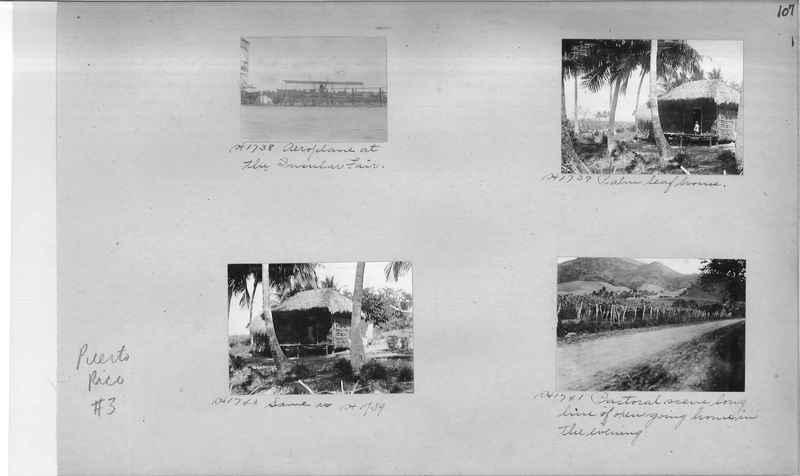 Mission Photograph Album - Puerto Rico #3 page 0107