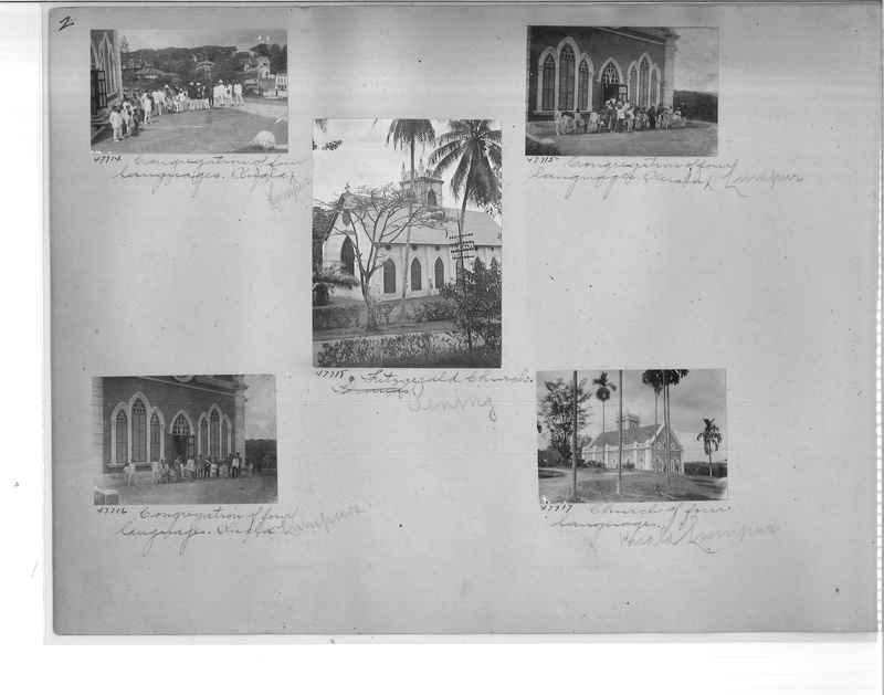 Mission Photograph Album - Malaysia #5 page 0002