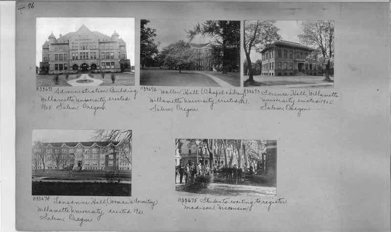 Mission Photograph Album - Education #2 page 0076