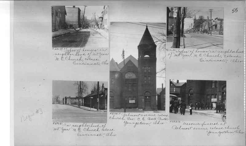 Mission Photograph Album - Negro #3 page 0055