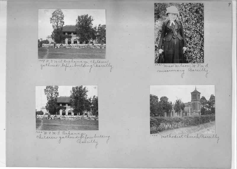 Mission Photograph Album - India #01 page 0009