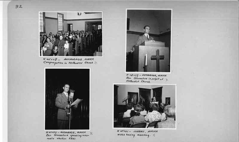 Mission Photograph Album - Alaska #2 page 0032