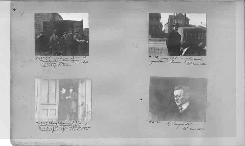 Mission Photograph Album - Cities #5 page 0004