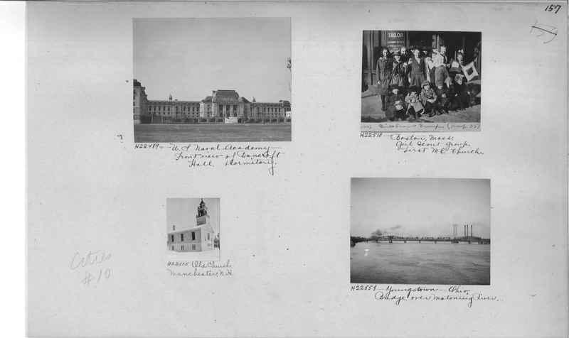 Mission Photograph Album - Cities #10 page 0157