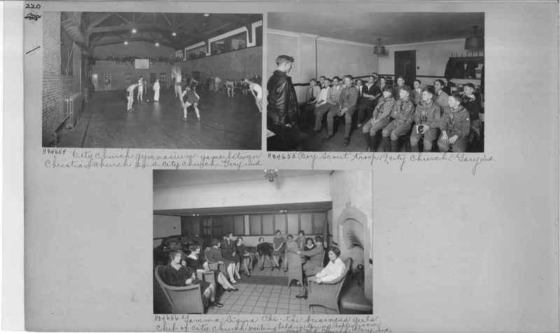 Mission Photograph Album - Cities #15 page 0220