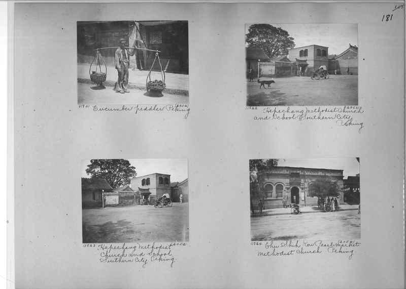Mission Photograph Album - China #2 page  0181