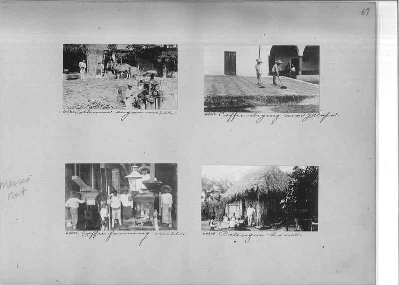 Mission Photograph Album - Mexico #04 page 0067