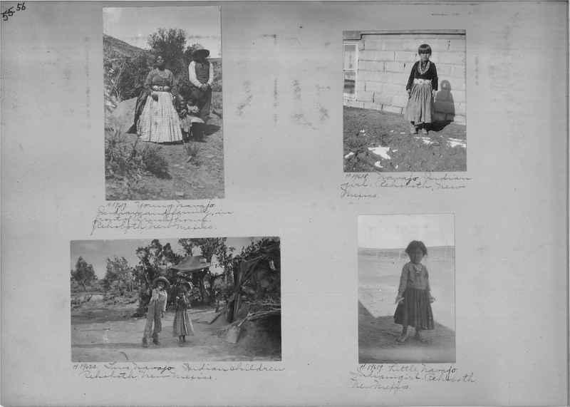Mission Photograph Album - Indians #2 page_0056