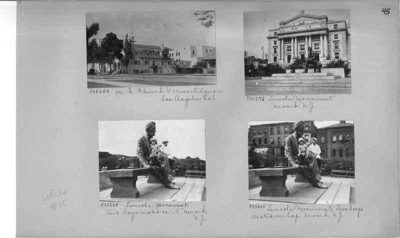 Mission Photograph Album - Cities #16 page 0045