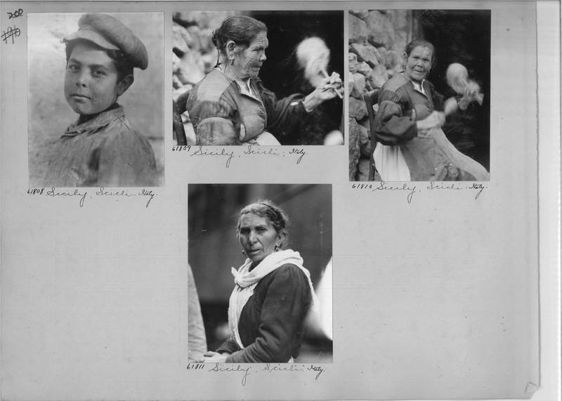 Mission Photograph Album - Europe #04 Page 0200