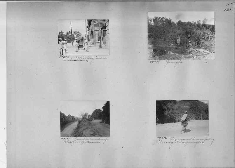 Mission Photograph Album - Burma #1 page 0101