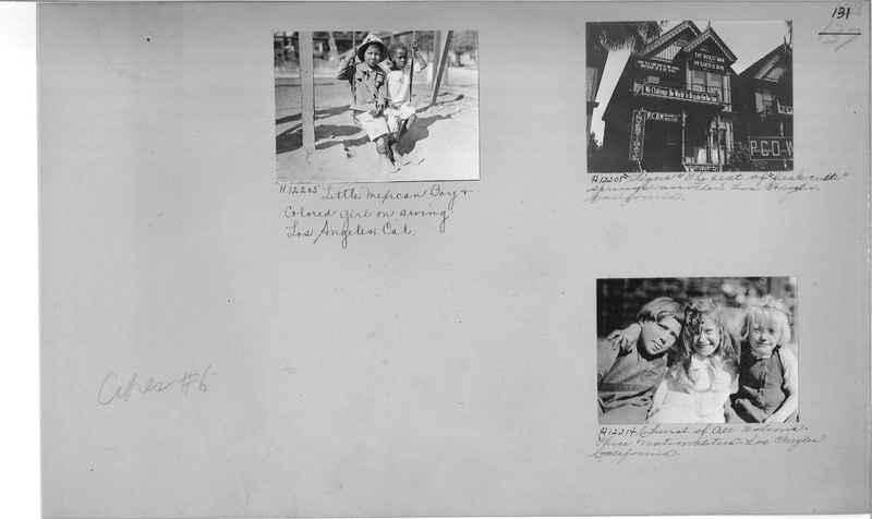 Mission Photograph Album - Cities #6 page 0131