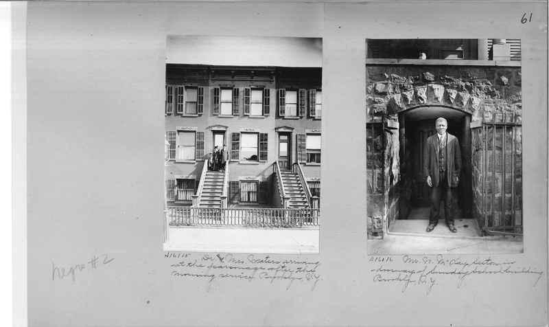 Mission Photograph Album - Negro #2 page 0061