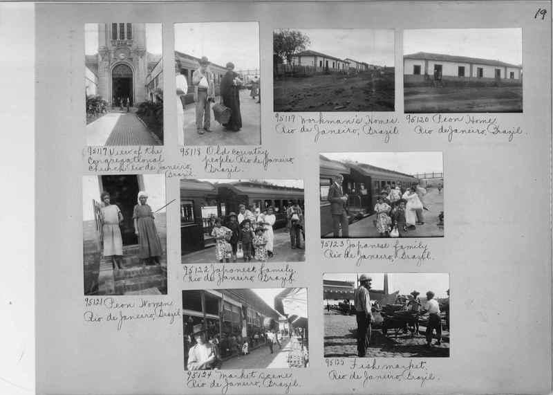 Misson Photograph Album - South America #8 page 0019