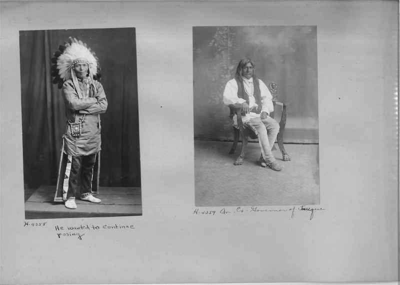 Mission Photograph Albums - Indians #1 page 0098