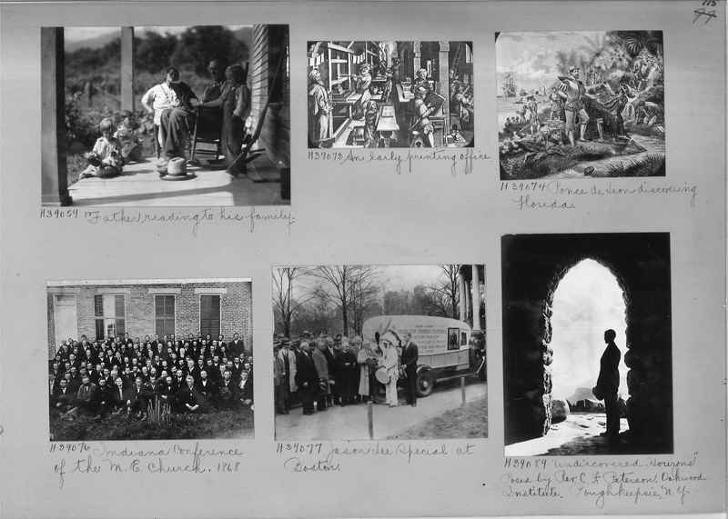 Mission Photograph Album - Miscellaneous #03 Page_0115