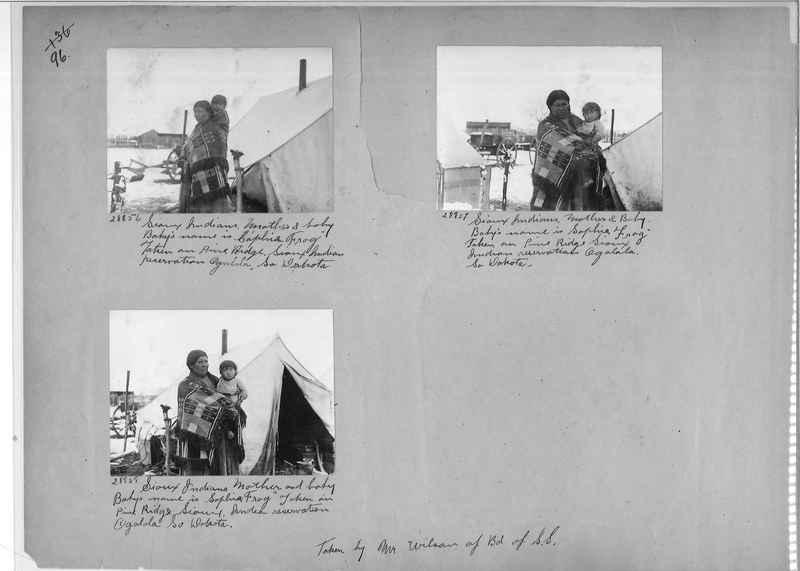 Mission Photograph Album - America #1 page 0096