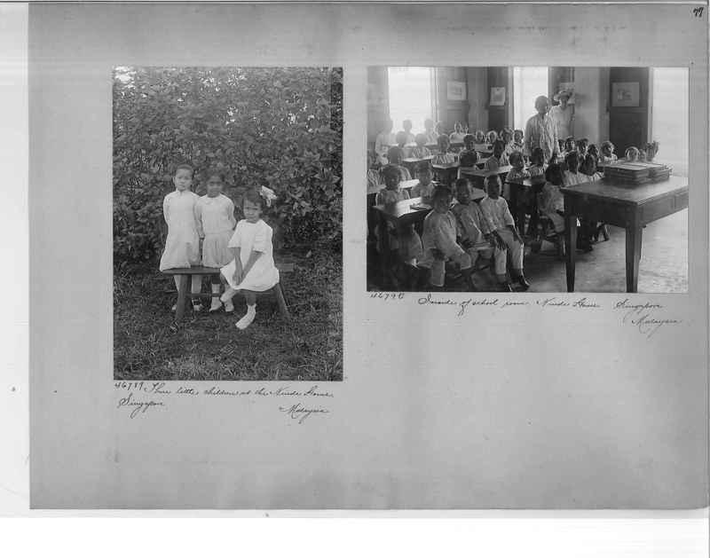 Mission Photograph Album - Malaysia #4 page 0077