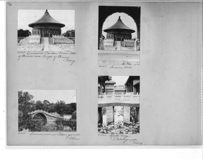 Mission Photograph Album - China #10 pg. 0158