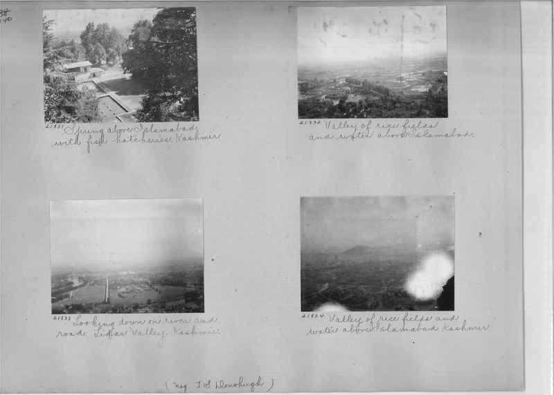 Mission Photograph Album - India #03 page_0140