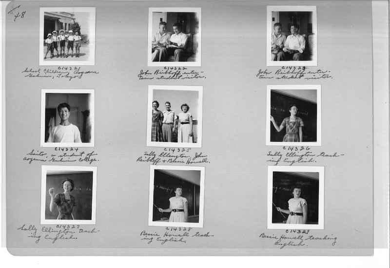 Mission Photograph Album - Japan #07 Page 0048