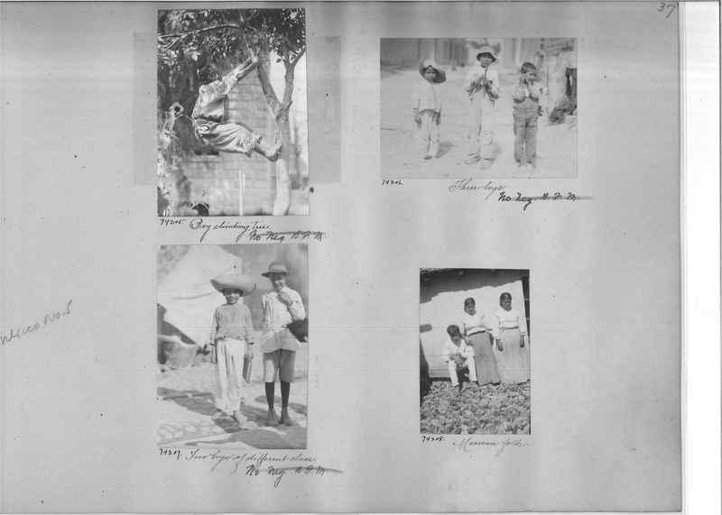 Mission Photograph Album - Mexico #05 page 0037