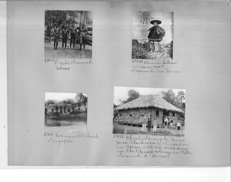 Mission Photograph Album - Malaysia #2 page 0001