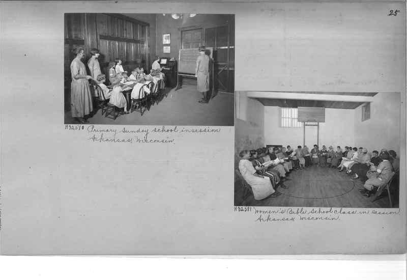 Mission Photograph Album - Religious Education #1 page 0025