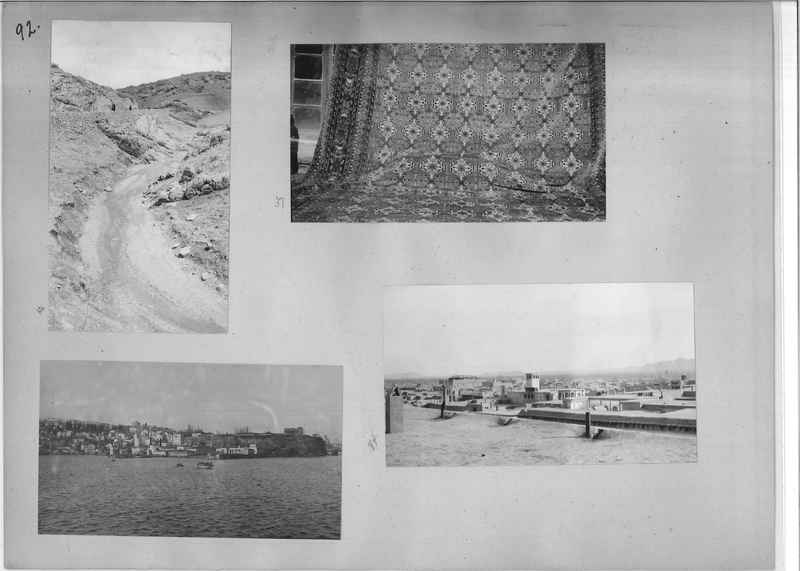 Mission Photograph Album - Western Asia - O.P. - #01 page_0092
