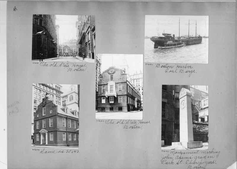 Mission Photograph Album - America #3 page 0004