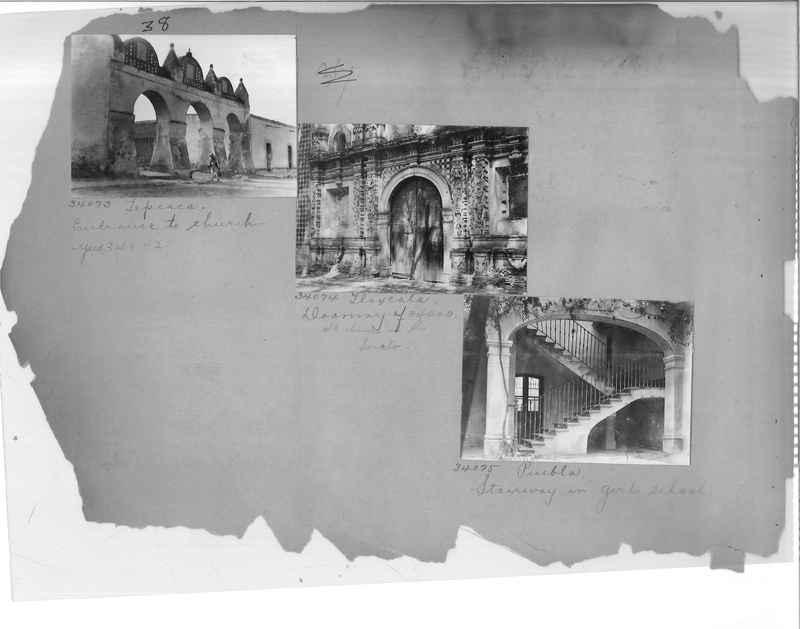 Mission Photograph Album - Mexico #01 Page_0038