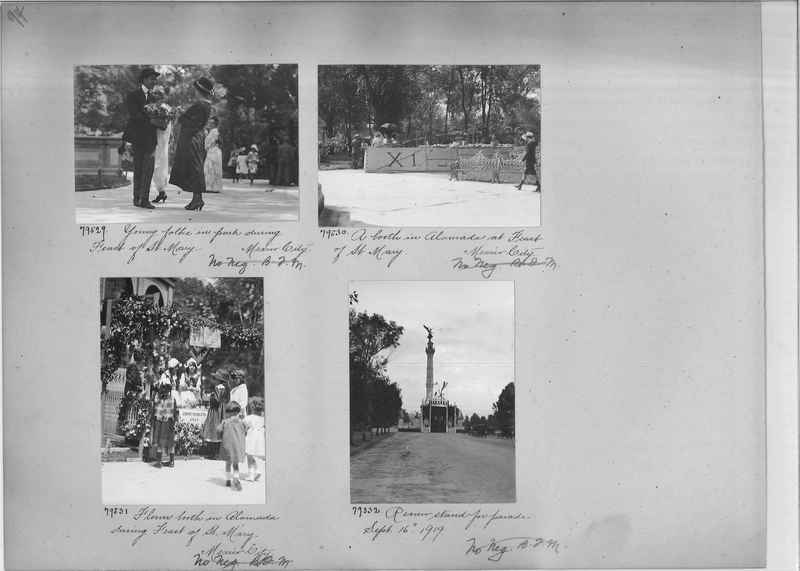 Mission Photograph Album - Mexico #06 page 0094