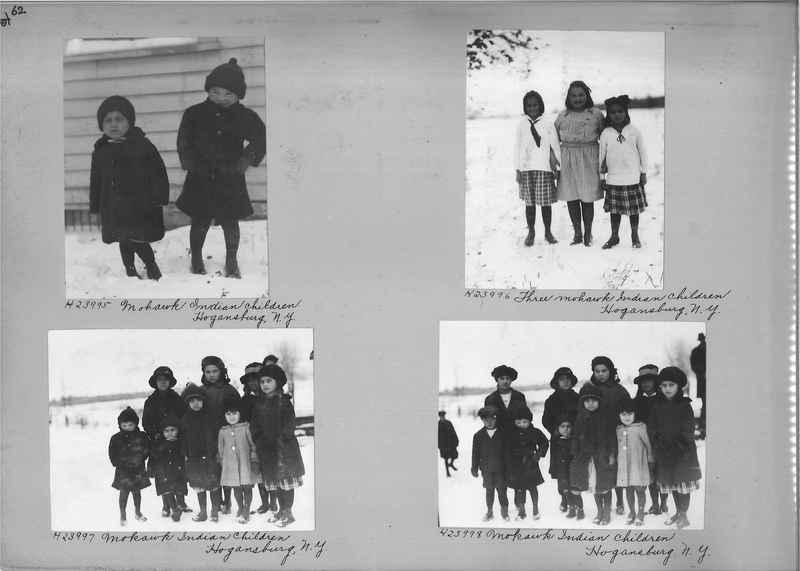 Mission Photograph Album - Indians #2 page_0062