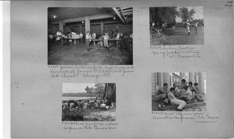 Mission Photograph Album - Religious Education #1 page 0109