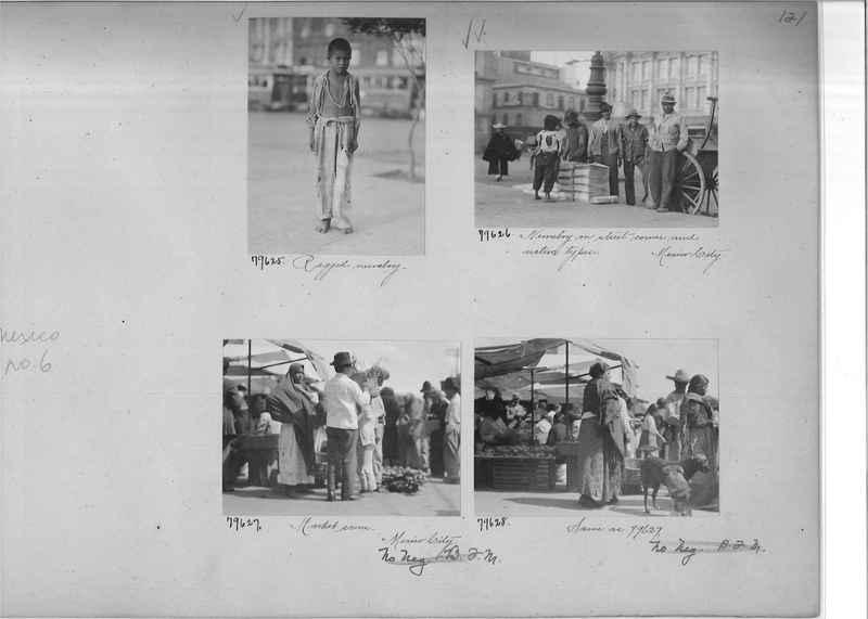 Mission Photograph Album - Mexico #06 page 0121