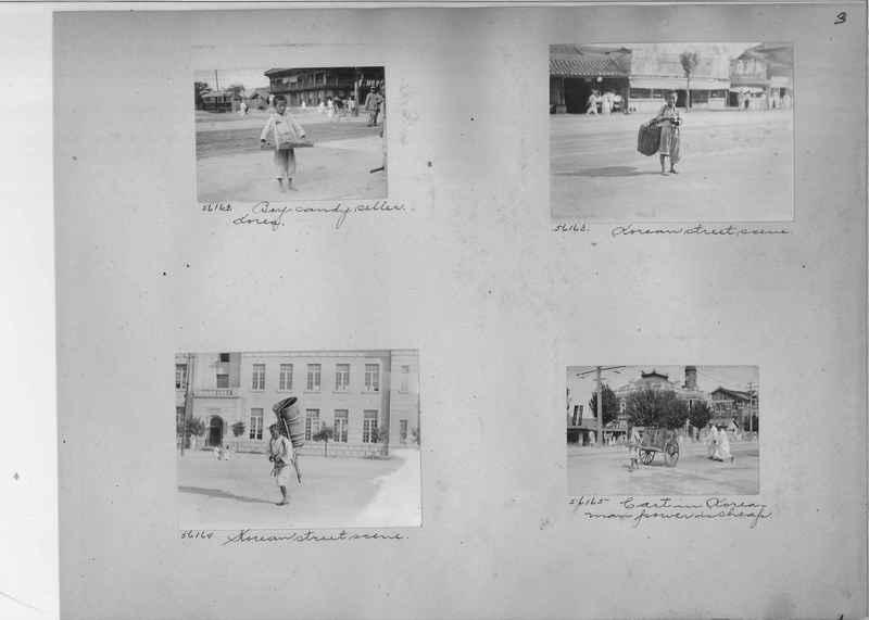 Mission Photograph Album - Korea #5 page 0003
