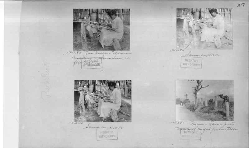 Mission Photograph Album - Puerto Rico #2 page 0217