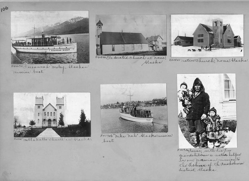 Mission Photograph Album - Alaska #1 page 0106