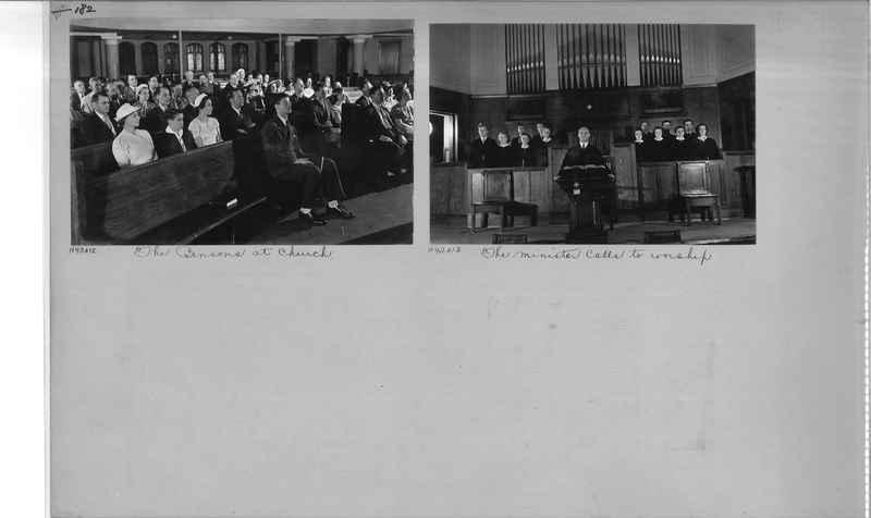 Mission Photograph Album - Religious Education #1 page 0182