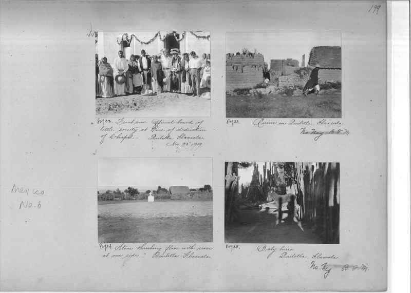 Mission Photograph Album - Mexico #06 page 0199