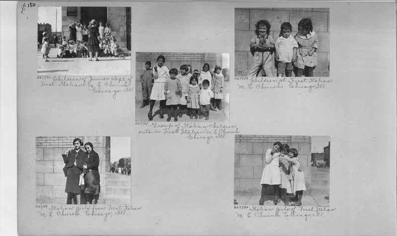 Mission Photograph Album - Cities #12 page 0150