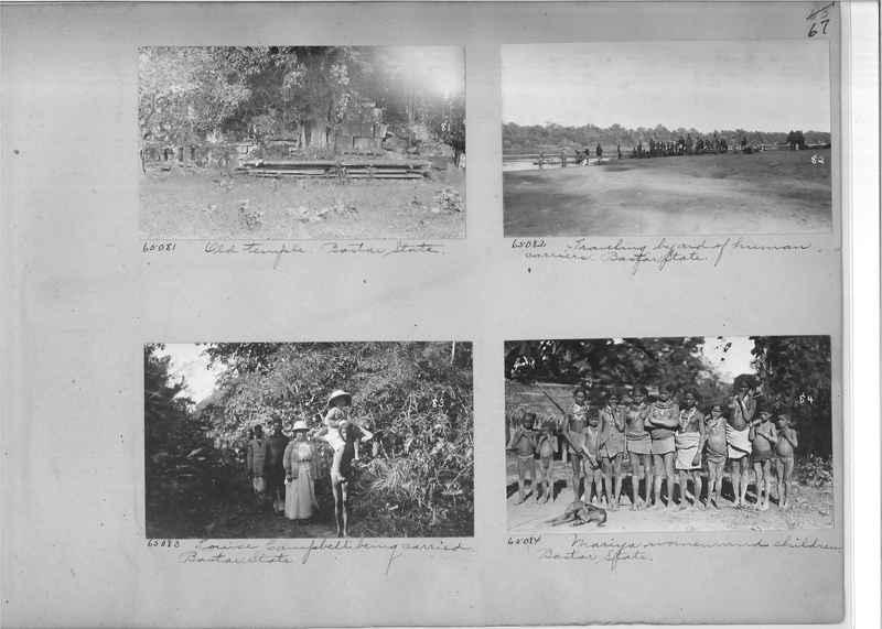 Mission Photograph Album - India #08 Page 0067