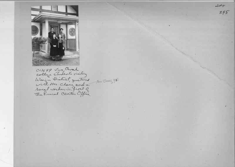 Mission Photograph Album - Korea #5 page 0245