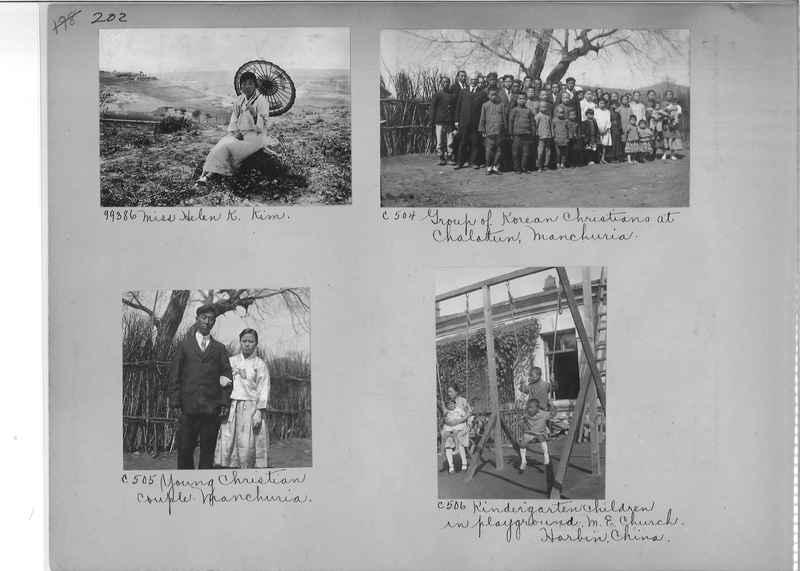 Mission Photograph Album - Korea #5 page 0202