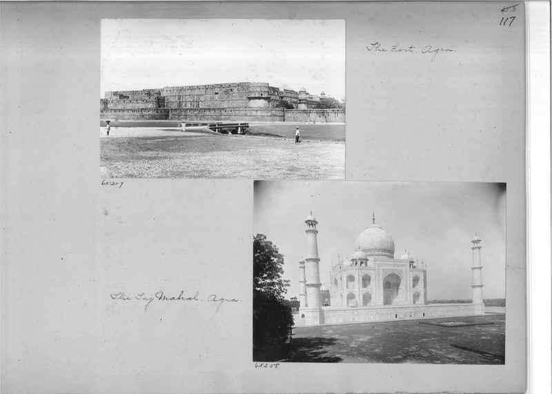 Mission Photograph Album - India #08 Page 0117