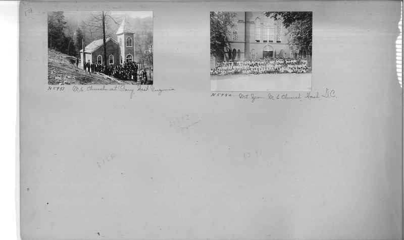 Mission Photograph Album - Negro #1 page 0178