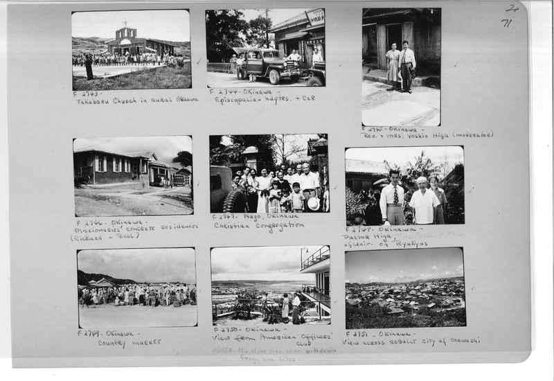 Mission Photograph Album - Japan #07 Page 0071