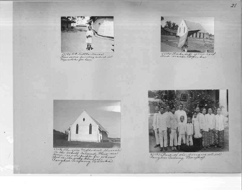 Mission Photograph Album - Malaysia #5 page 0021